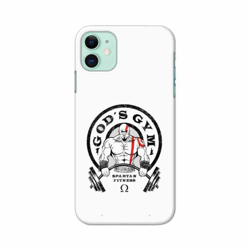 Buy iPhone 11 Gods Gym Mobile Phone Covers Online at Craftingcrow.com