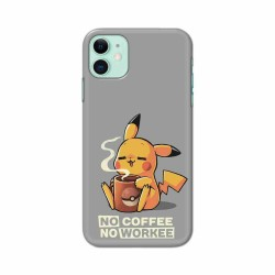 Buy iPhone 11 No Coffee No Workee Mobile Phone Covers Online at Craftingcrow.com