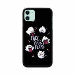 Buy iPhone 11 Face Your Fears Mobile Phone Covers Online at Craftingcrow.com