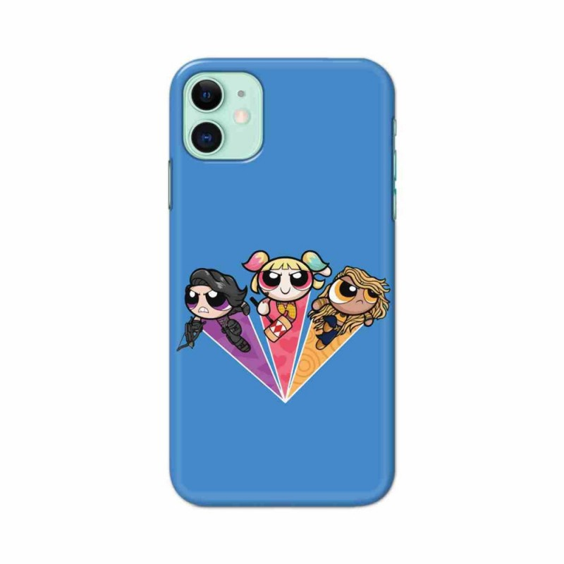Buy iPhone 11 Powerpuff Birds Mobile Phone Covers Online at Craftingcrow.com