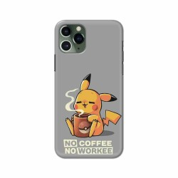 Buy Apple Iphone 11 Pro No Coffee No Workee Mobile Phone Covers Online at Craftingcrow.com