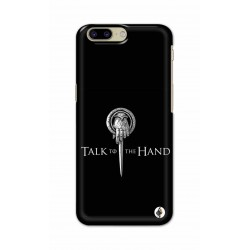 One Plus 5 - Talk to the Hand  Image