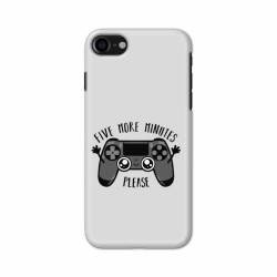 Buy Apple Iphone 7 Five More Minutes Mobile Phone Covers Online at Craftingcrow.com