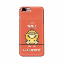 Buy Apple Iphone 7 Plus Headaches Mobile Phone Covers Online at Craftingcrow.com