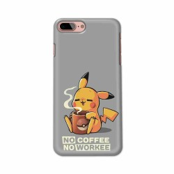 Buy Apple Iphone 7 Plus No Coffee No Workee Mobile Phone Covers Online at Craftingcrow.com
