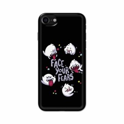 Buy Apple Iphone 8 Face Your Fears Mobile Phone Covers Online at Craftingcrow.com