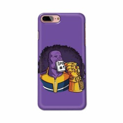 Buy Apple Iphone 8 Plus Dad No. 1 Mobile Phone Covers Online at Craftingcrow.com