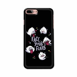 Buy Apple Iphone 8 Plus Face Your Fears Mobile Phone Covers Online at Craftingcrow.com