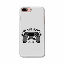 Buy Apple Iphone 8 Plus Five More Minutes Mobile Phone Covers Online at Craftingcrow.com