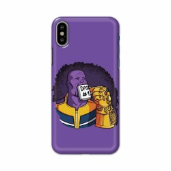 Buy Apple Iphone X Dad No. 1 Mobile Phone Covers Online at Craftingcrow.com