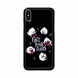 Buy Apple Iphone X Face Your Fears Mobile Phone Covers Online at Craftingcrow.com