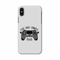 Buy Apple Iphone X Five More Minutes Mobile Phone Covers Online at Craftingcrow.com