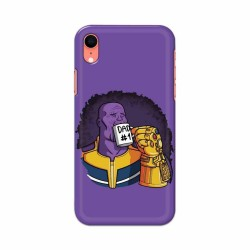 Buy Apple Iphone XR Dad No. 1 Mobile Phone Covers Online at Craftingcrow.com