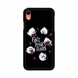 Buy Apple Iphone XR Face Your Fears Mobile Phone Covers Online at Craftingcrow.com