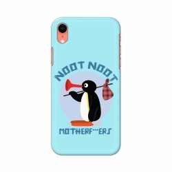 Buy Apple Iphone XR Noot Noot Mobile Phone Covers Online at Craftingcrow.com