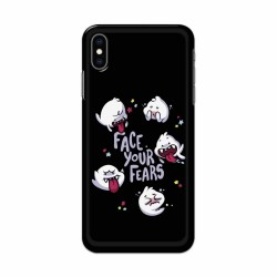 Buy Apple Iphone XS Max Face Your Fears Mobile Phone Covers Online at Craftingcrow.com