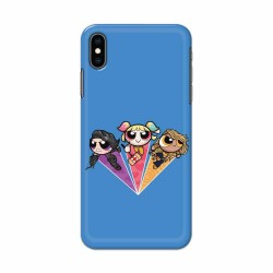 Buy Apple Iphone XS Powerpuff Birds Mobile Phone Covers Online at Craftingcrow.com