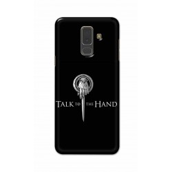 Samsung A6 Plus - Talk to the Hand  Image