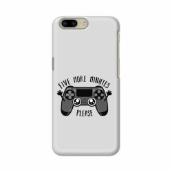 Buy OnePlus 5 Five More Minutes Mobile Phone Covers Online at Craftingcrow.com