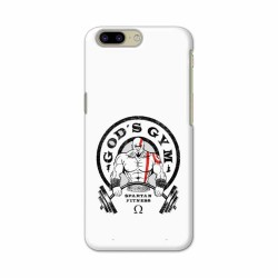 Buy OnePlus 5 Gods Gym Mobile Phone Covers Online at Craftingcrow.com