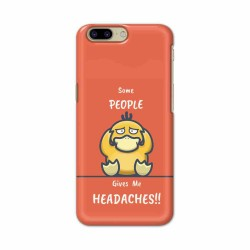 Buy OnePlus 5 Headaches Mobile Phone Covers Online at Craftingcrow.com