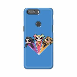 Buy One Plus 5t Powerpuff Birds Mobile Phone Covers Online at Craftingcrow.com