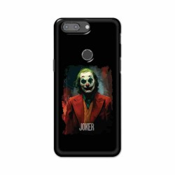 Buy One Plus 5t The Joker Joaquin Phoenix Mobile Phone Covers Online at Craftingcrow.com