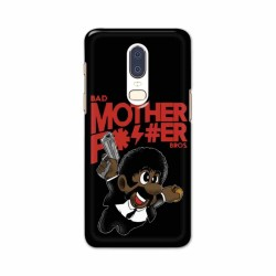 Buy One Plus 6 Bad Bro Mobile Phone Covers Online at Craftingcrow.com