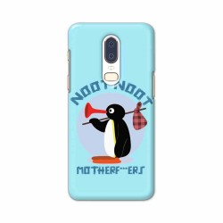 Buy One Plus 6 Noot Noot Mobile Phone Covers Online at Craftingcrow.com