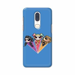 Buy One Plus 6 Powerpuff Birds Mobile Phone Covers Online at Craftingcrow.com