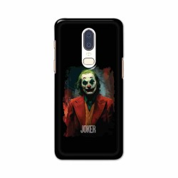 Buy One Plus 6 The Joker Joaquin Phoenix Mobile Phone Covers Online at Craftingcrow.com