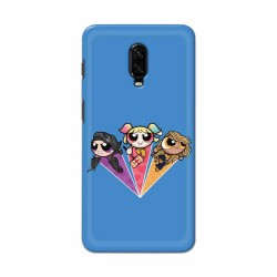 Buy One Plus 6t Powerpuff Birds Mobile Phone Covers Online at Craftingcrow.com