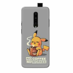 Buy One Plus 7 Pro No Coffee No Workee Mobile Phone Covers Online at Craftingcrow.com