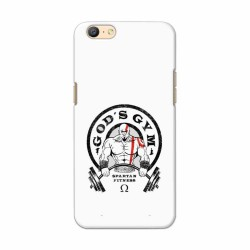 Buy Oppo A57 Gods Gym Mobile Phone Covers Online at Craftingcrow.com