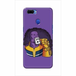 Buy Oppo A5 Dad No. 1 Mobile Phone Covers Online at Craftingcrow.com