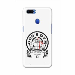 Buy Oppo A5 Gods Gym Mobile Phone Covers Online at Craftingcrow.com