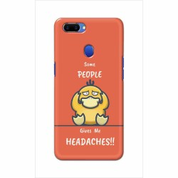Buy Oppo A5 Headaches Mobile Phone Covers Online at Craftingcrow.com