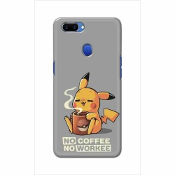 Buy Oppo A5 No Coffee No Workee Mobile Phone Covers Online at Craftingcrow.com
