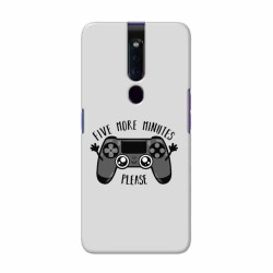 Buy Oppo F11 Pro Five More Minutes Mobile Phone Covers Online at Craftingcrow.com