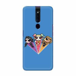 Buy Oppo F11 Pro Powerpuff Birds Mobile Phone Covers Online at Craftingcrow.com