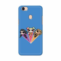 Buy Oppo F5 Powerpuff Birds Mobile Phone Covers Online at Craftingcrow.com