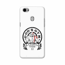 Buy Oppo F7 Gods Gym Mobile Phone Covers Online at Craftingcrow.com