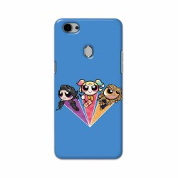 Buy Oppo F7 Powerpuff Birds Mobile Phone Covers Online at Craftingcrow.com