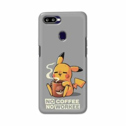 Buy Oppo F9 No Coffee No Workee Mobile Phone Covers Online at Craftingcrow.com