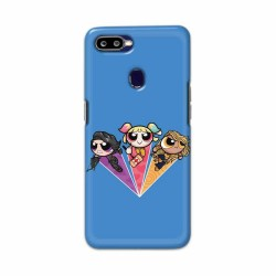Buy Oppo F9 Powerpuff Birds Mobile Phone Covers Online at Craftingcrow.com