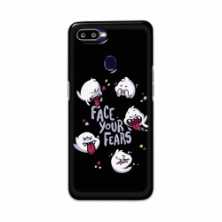 Buy Oppo F9 Pro Face Your Fears Mobile Phone Covers Online at Craftingcrow.com