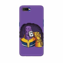 Buy Oppo K1 Dad No. 1 Mobile Phone Covers Online at Craftingcrow.com