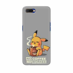 Buy Oppo K1 No Coffee No Workee Mobile Phone Covers Online at Craftingcrow.com