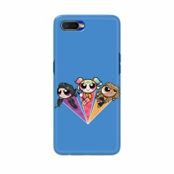 Buy Oppo K1 Powerpuff Birds Mobile Phone Covers Online at Craftingcrow.com