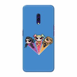 Buy Oppo K3 Powerpuff Birds Mobile Phone Covers Online at Craftingcrow.com